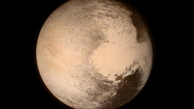 SPACE-PLUTO
