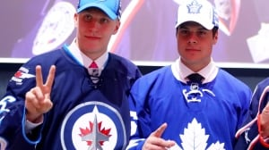 Laine-Matthews looking like rivalry for the ages