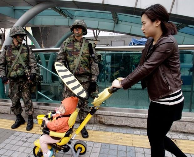 South Korea Nuclear Security Summit