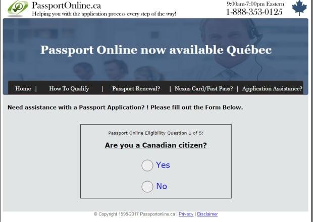 PassportOnline.ca