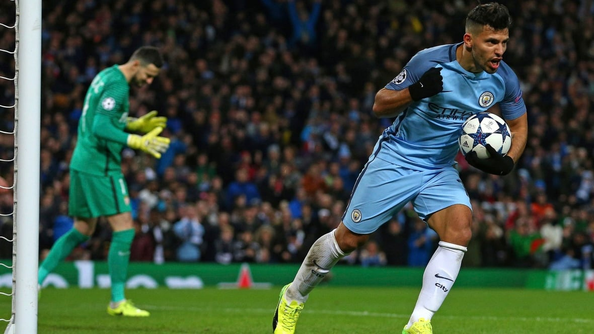 Champions League: Dazzling attacking highlights wild Man City win