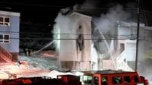 Iqaluit fire Feb 19 2017