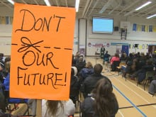 Beavercrest elementary, the only local elementary school in the town of Markdale, Ont., is set to close June 2017.