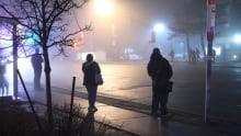 Toronto - fog advisory