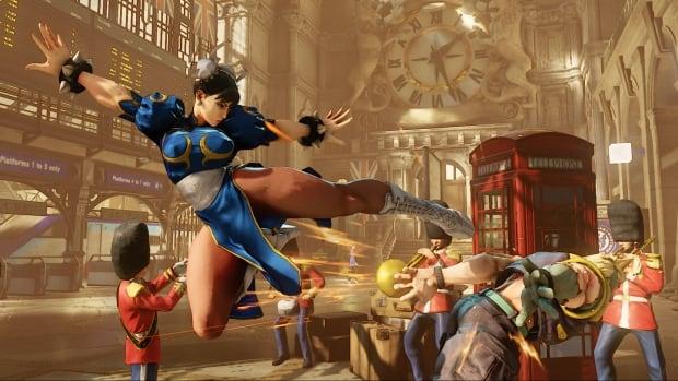 Capcom Street Fighter 5 Chun-Li