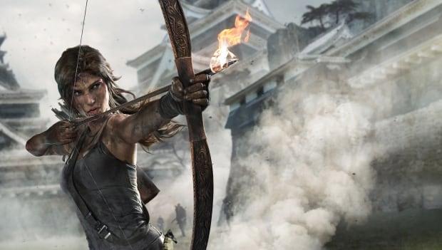 Lara Croft Tomb Raider 2013