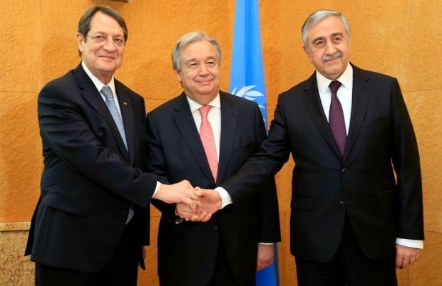 CYPRUS-CONFLICT/CONFERENCE