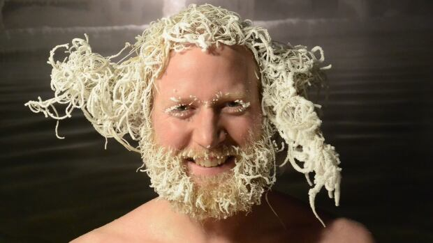 Fantastic Deep Freeze Hairdos Go Viral From Yukon Hot Springs Competition Hairstyles For Men Maxibearus