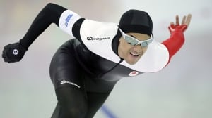 Canadian speed skaters feeling financial pinch