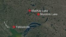 Murdock Lake, NWT