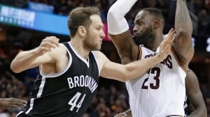 Wizards add offensive punch, acquire Bojan Bogdanovic from Nets: report