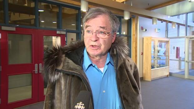 Senator Dennis Patterson Nunavut