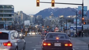 How congested is Vancouver traffic? Depends who you ask