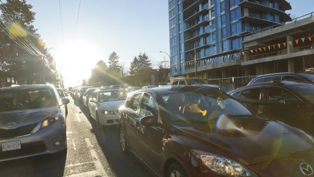 Vancouver traffic
