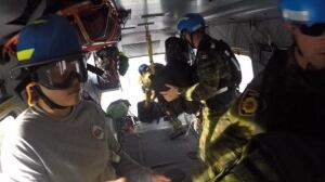 Canadian Forces on guard for 'Big One' earthquake in B.C.