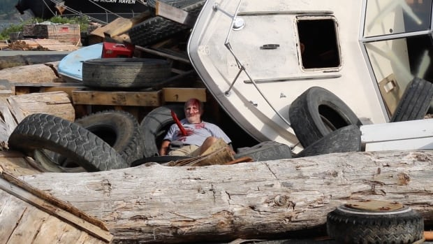 Tsunami casualty - Exercise Coastal Response, 2016