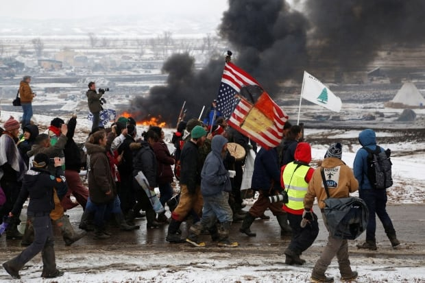 NORTH DAKOTA-PIPELINE/