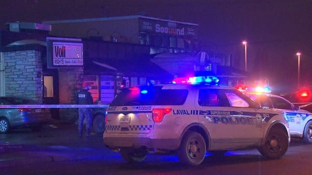 Shooting at laval club sends 1 to hospital montreal for Club piscine cure labelle laval
