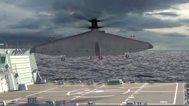 Northrop Grumman Tern