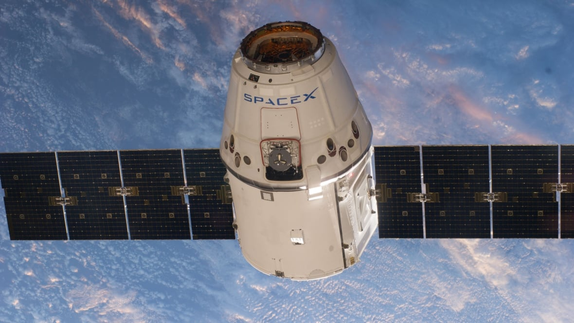 SpaceX docks with International Space Station following delay