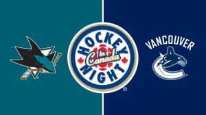 Hockey Night in Canada: Sharks vs. Canucks