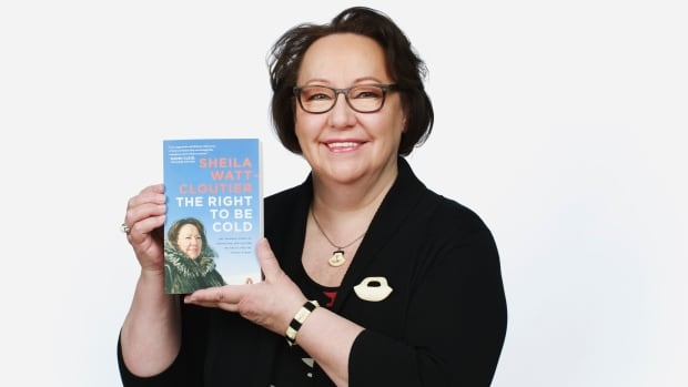 CBC Thunder Bay presents Sheila Watt-Cloutier, in conversation with the CBC's Cathy Alex, Wednesday March 1 at 7 p.m. at the Waverley Resource Library.  Watt-Cloutier's memoir 'The Right to Be Cold' is one of five finalists in the 2017 Canada Reads debate.