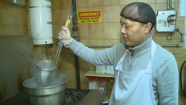 Vu Ha, who opened the Pho Vietman restaurant just a year ago, says his bottom line has already taken a hit with two increases to the minimum wage.