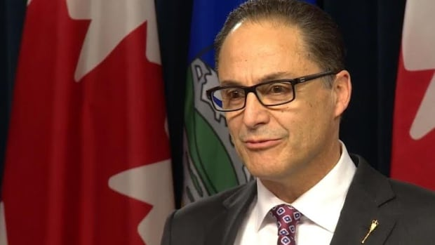 The government is starting to see encouraging signs for Alberta in the year ahead, says Finance Minister Joe Ceci.