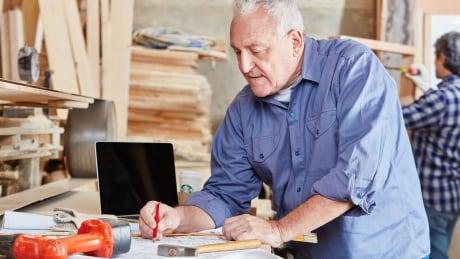 senior craftsman