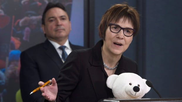 Cindy Blackstock says the federal government hasn't bridged the education gap that First Nations schools face, totalling an estimated $665 million.