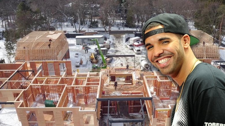 Updated Drakes New Toronto Mansion Will Be The Best He Ever Had