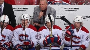 Habs' Shaw denies report of being humilated by former coach Therrien