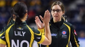 Northern Ontario's McCarville beats defending champ Carey at Scotties