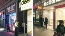 Stabbing - Rideau Street - 2017-02-23 - 2