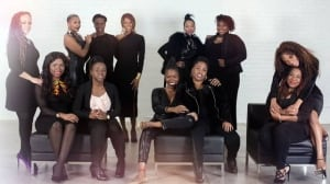 HERstory in Black: Giving back