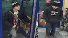 Laval gas station robbery suspects
