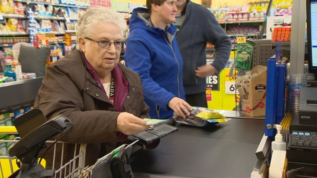 Shoppers at the newest Giant Tiger store in Barrie, Ont., are keen to find bargains on brand name products.