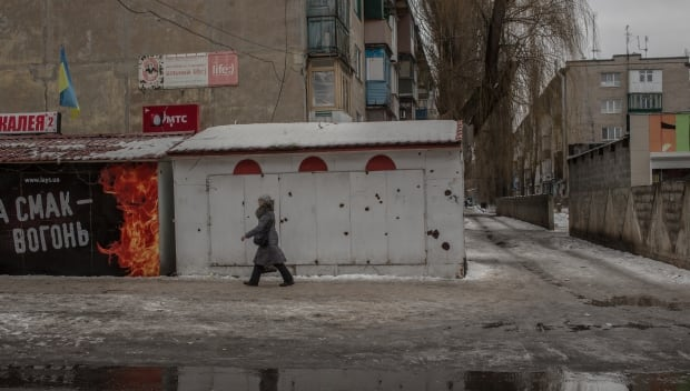 Avdiivka , Ukraine