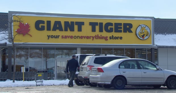 Barrie Giant Tiger