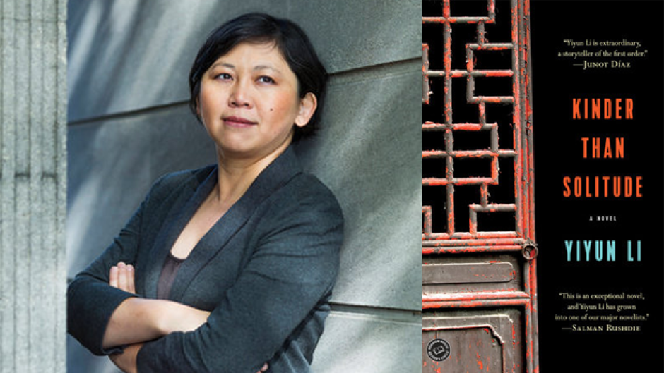 Yiyun Li is the author of many award-winning novels and short story collections, including A Thousand Years of Good Prayers and Kinder Than Solitude.