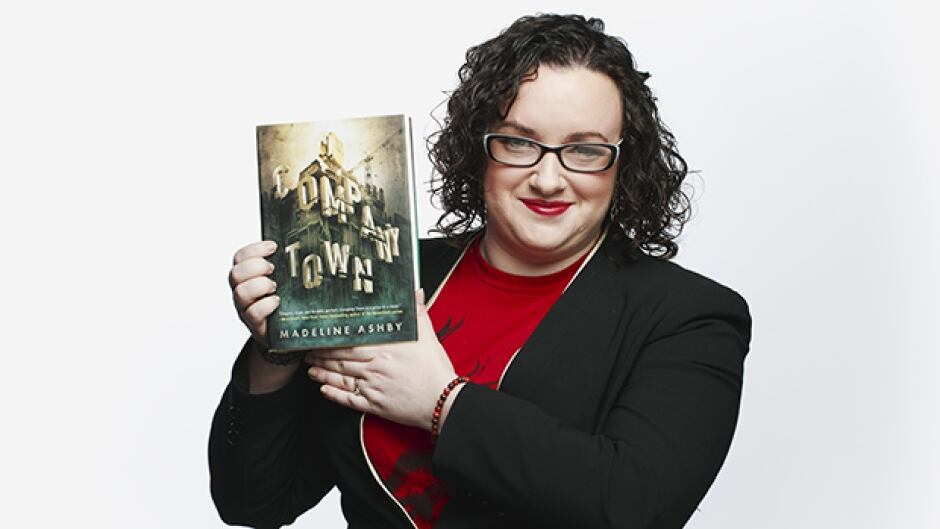 Madeline Ashby's novel Company Town will be defended on Canada Reads by Tamara Taylor.