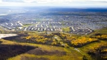 Fort McMurray post fire