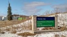 Thunder Bay Dump Landfill