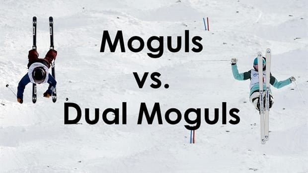 Moguls and dual moguls: What's the difference?