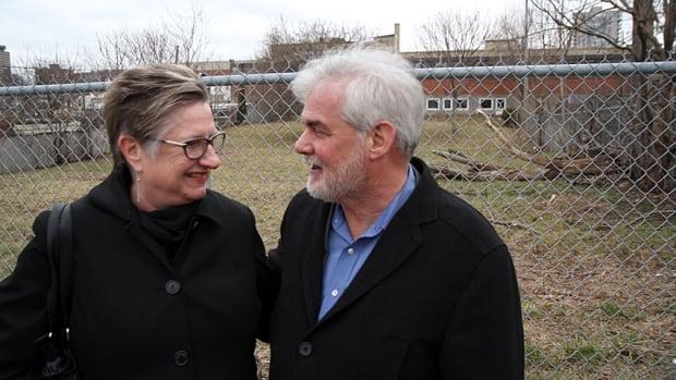 Renee Wetselaar and Alan Whittle