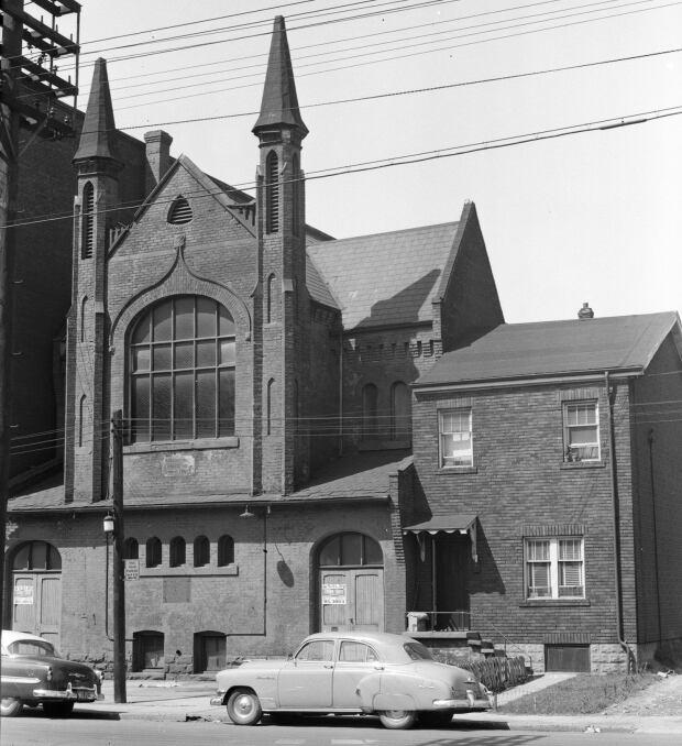 Church on Sayre Street