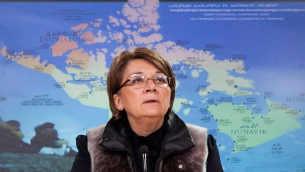 Inuit leader Mary Simon named as Canada's 1st Indigenous governor general