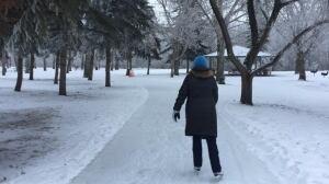 Rundle park iceway