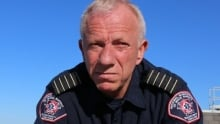 Parting words... Fort McMurray fire chief Darby Allen retires