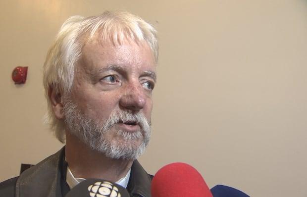 Snelgrove Trial lawyer Randy Piercey